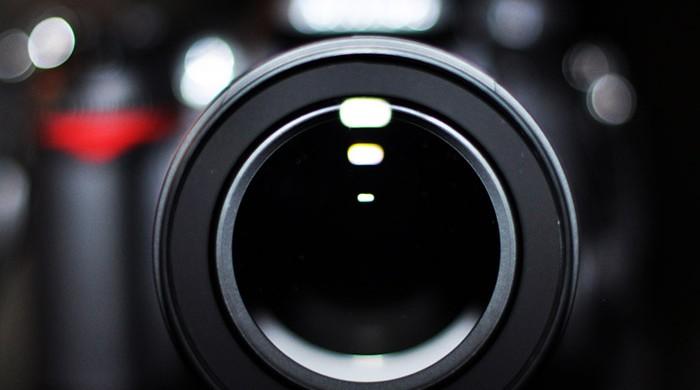 Set of Amazing Camera Lenses