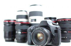 DSLR Camera & Lenses