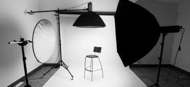 We just opened a brand new Studio for Photography